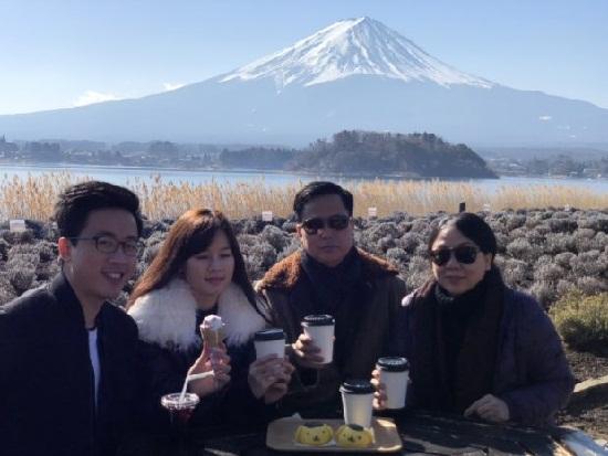 Dịch vụ cho thuê xe riêng du lịch ở Nhật Bản