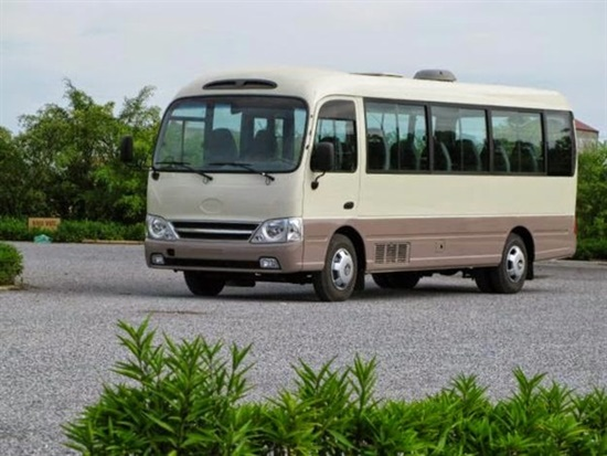 Cho thuê xe 29 chỗ tại Hà Nội đi đền Bà Chúa Kho uy tín, giá rẻ?